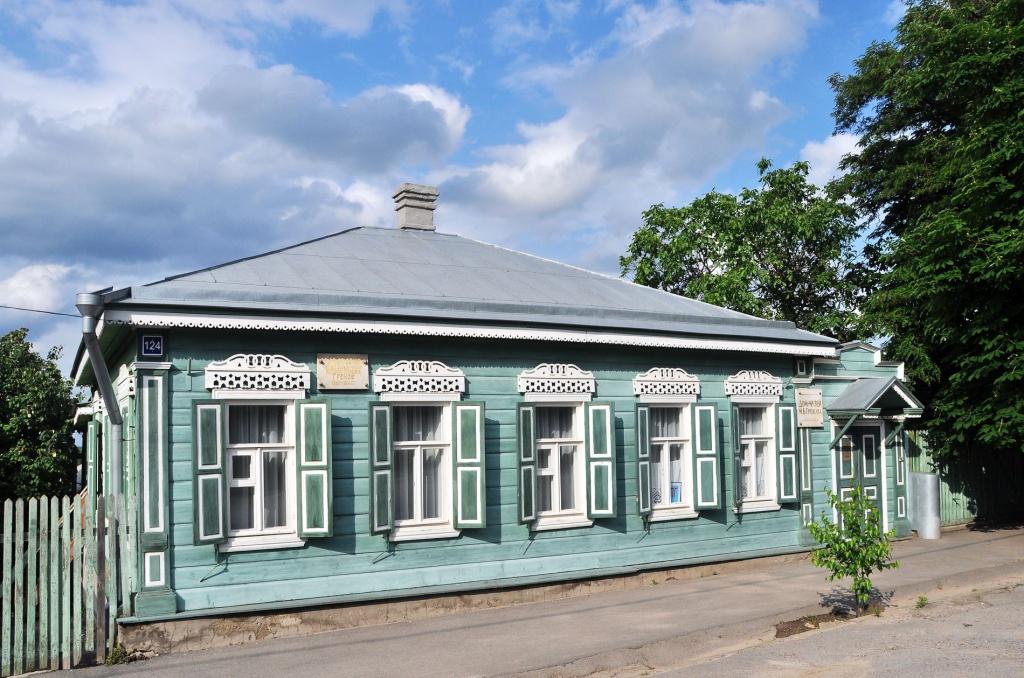 Мемориальный Дом-музей М.Б.Грекова приглашает