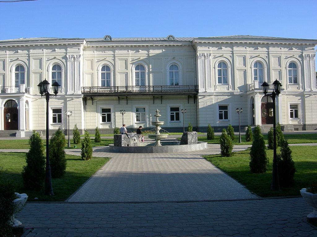 Музей Атаманский дворец приглашает