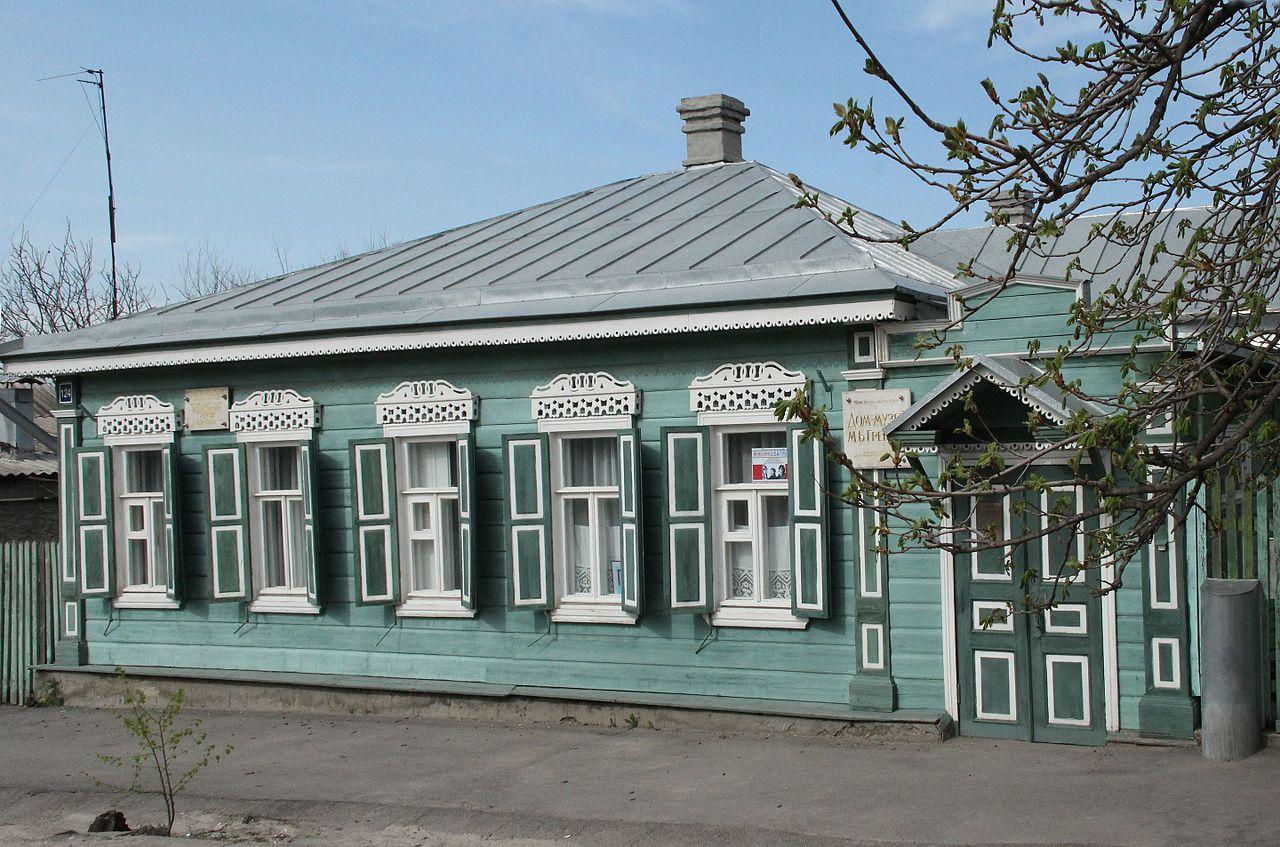 Мемориальный Дом-музей М.Б.Грекова