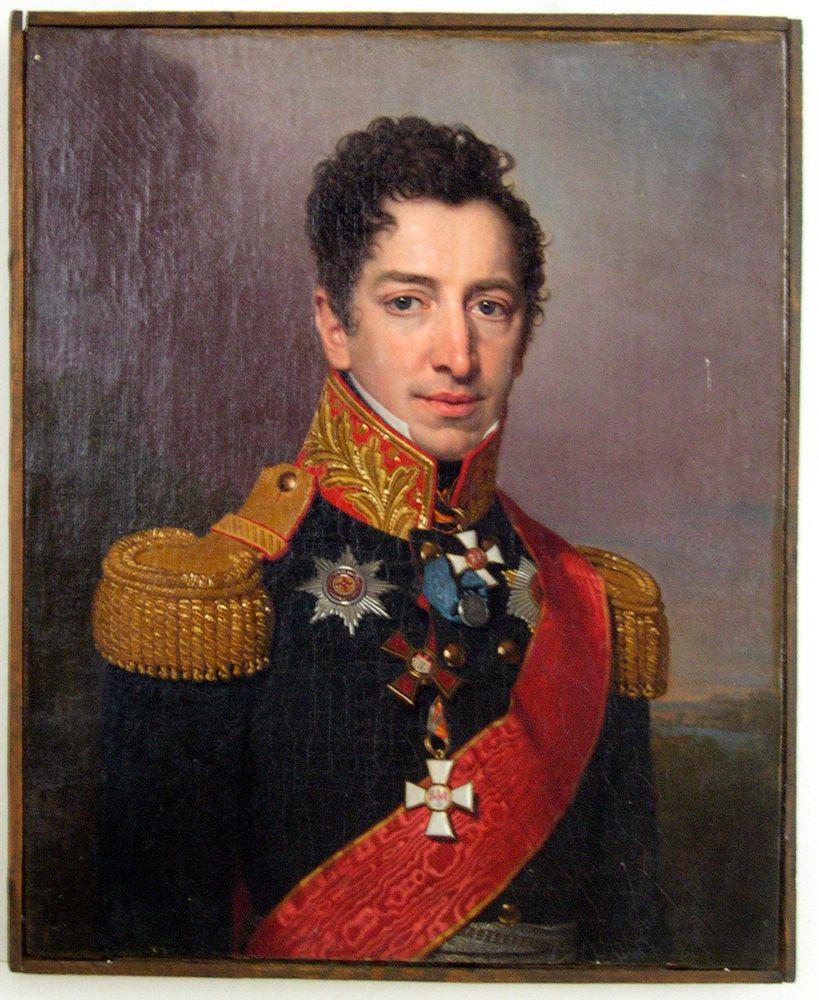 """""""Портрет Кикина Петра Андреевича"""""""