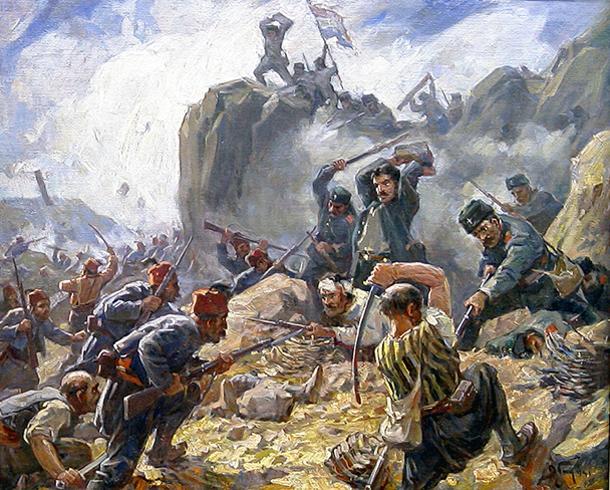 «Век освобождения Балкан»