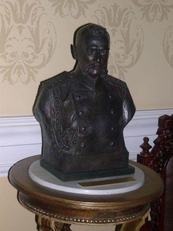Бюст Великого Князя Владимира Александровича