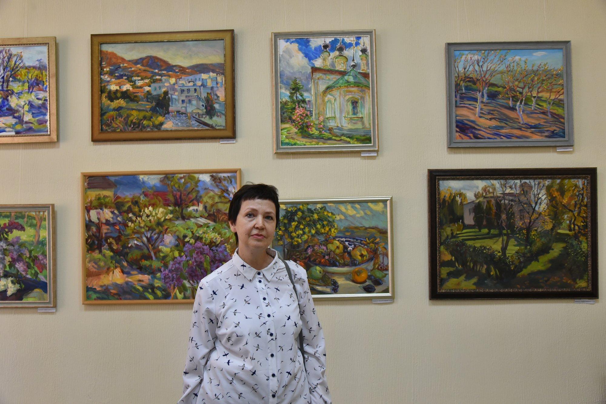 Выставка в Доме-музее И.И.Крылова
