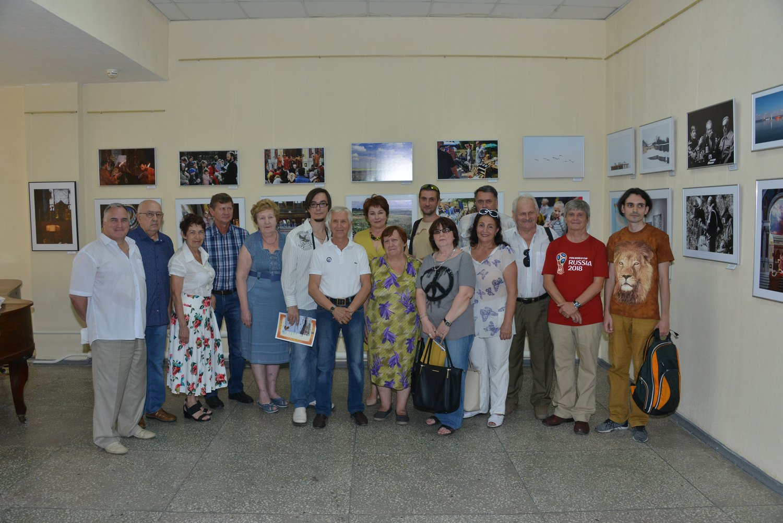 13 выставка фотоклуба  «Новочеркасск»