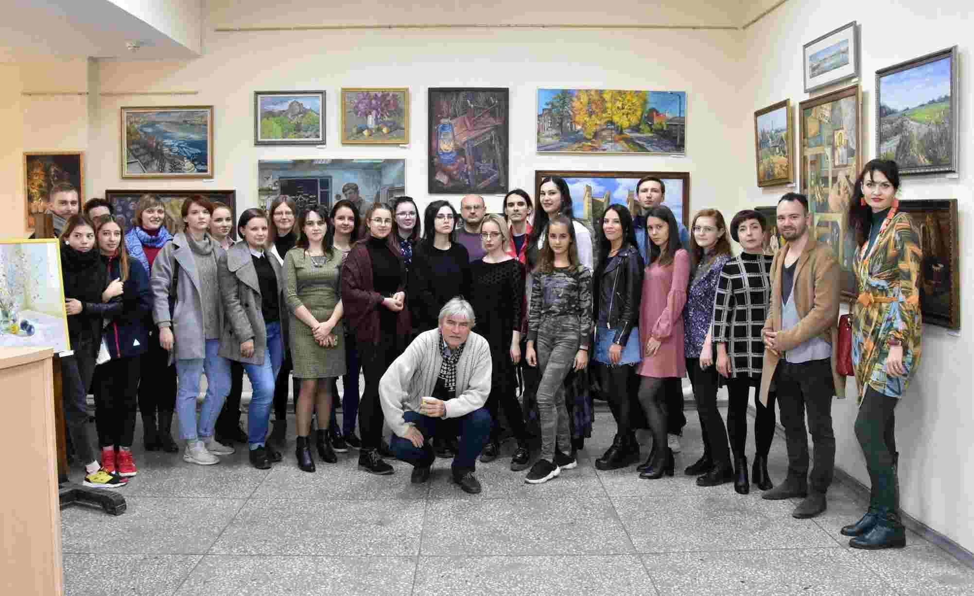 """Выставка """"Молодые художники Дона"""""""