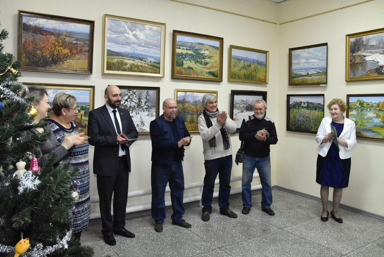 """27 выставка  группы """"Мишкинские бугры"""""""