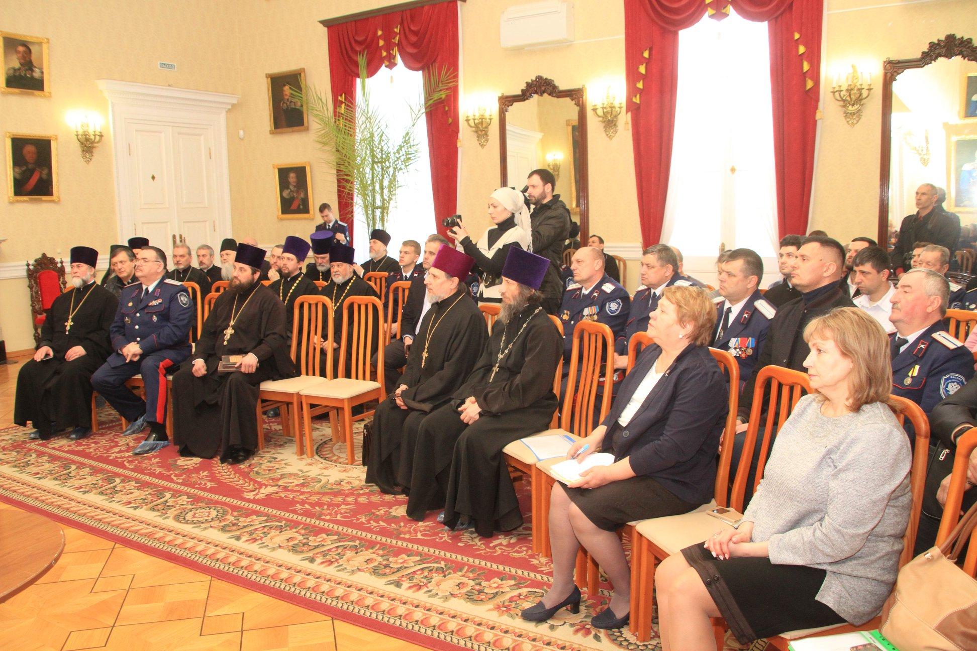 Круглый стол к 100-летию со дня мученической кончины священномученика Николая Харитоновича Попова