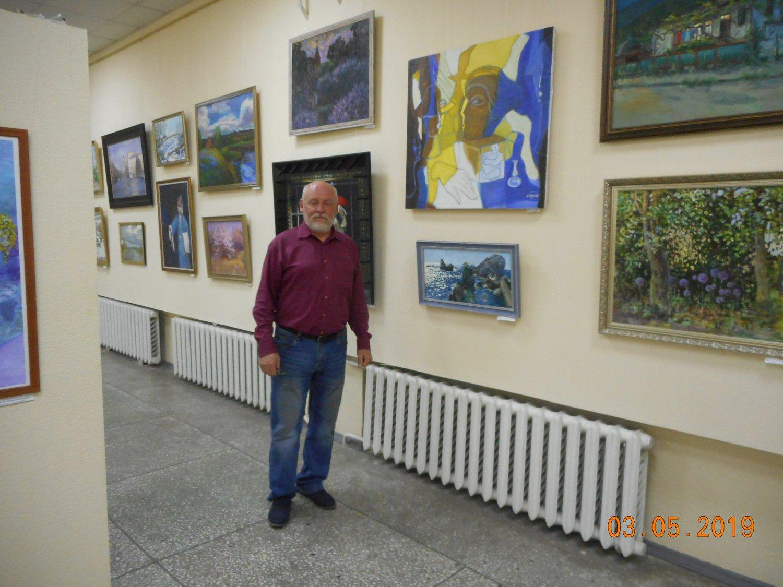 """Выставка """"Донская весна"""""""