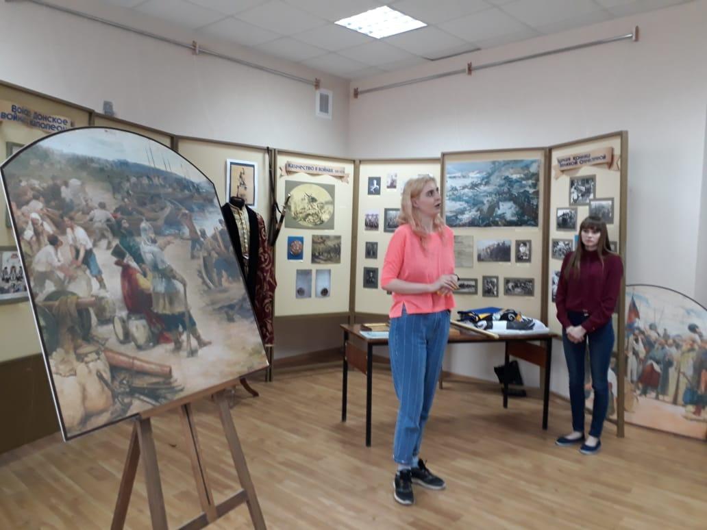 Новочеркасский музей в Белой Калитве