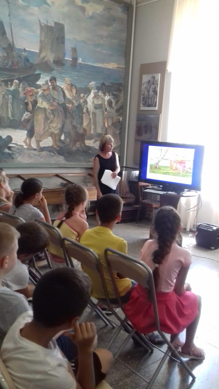 Музей вновь встречает детей!!!