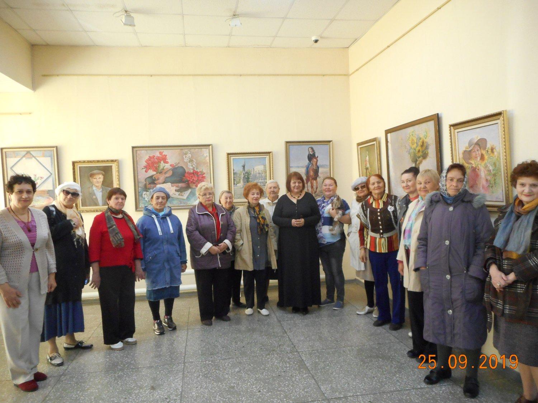 Встреча в Доме-музее И.И.Крылова