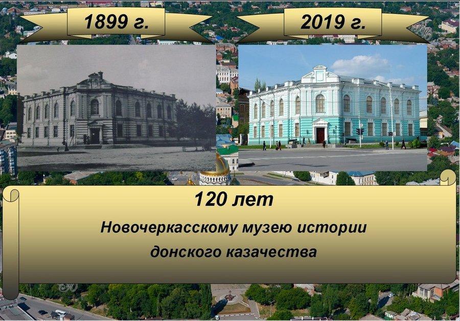 Программа празднования 120-летия официального открытия музея