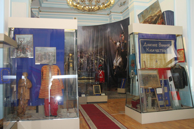 Выставка «На страже Отечества»
