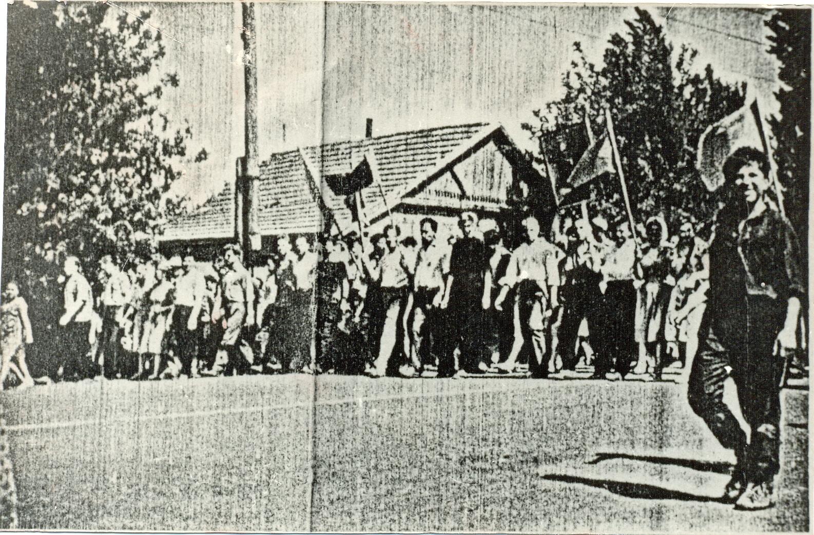 58 лет Новочеркасской трагедии. Продолжение