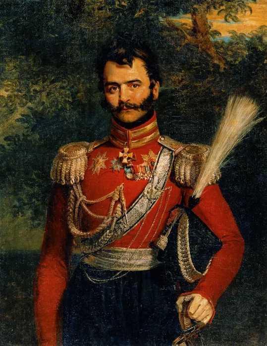 245 лет со дня рождения В.В.Орлова-Денисова (1775 - 1843 гг.), генерала от кавалерии, командира лейб-гвардии Казачьего полка.
