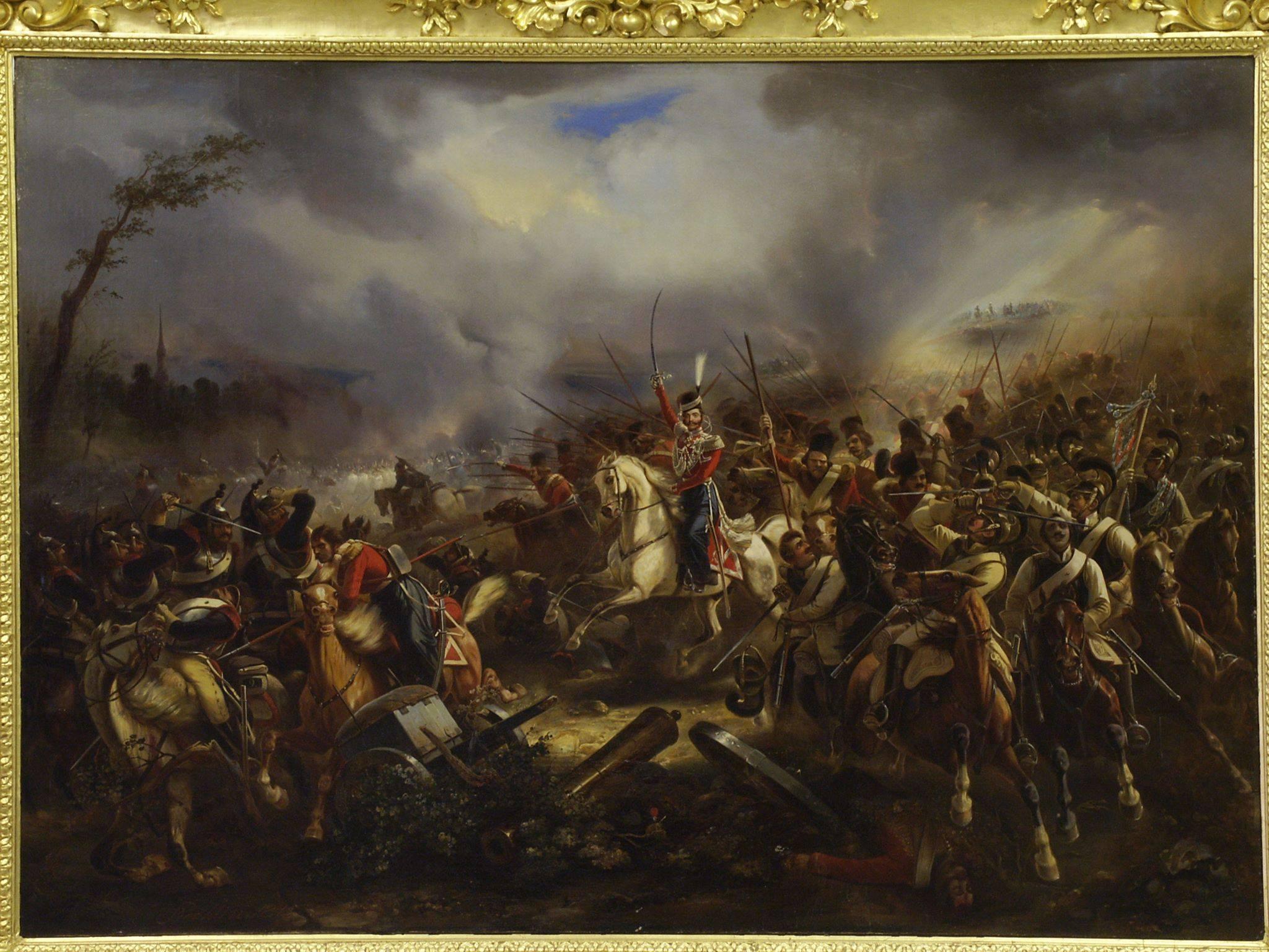 Полковой праздник Лейб-гвардии Казачьего полка