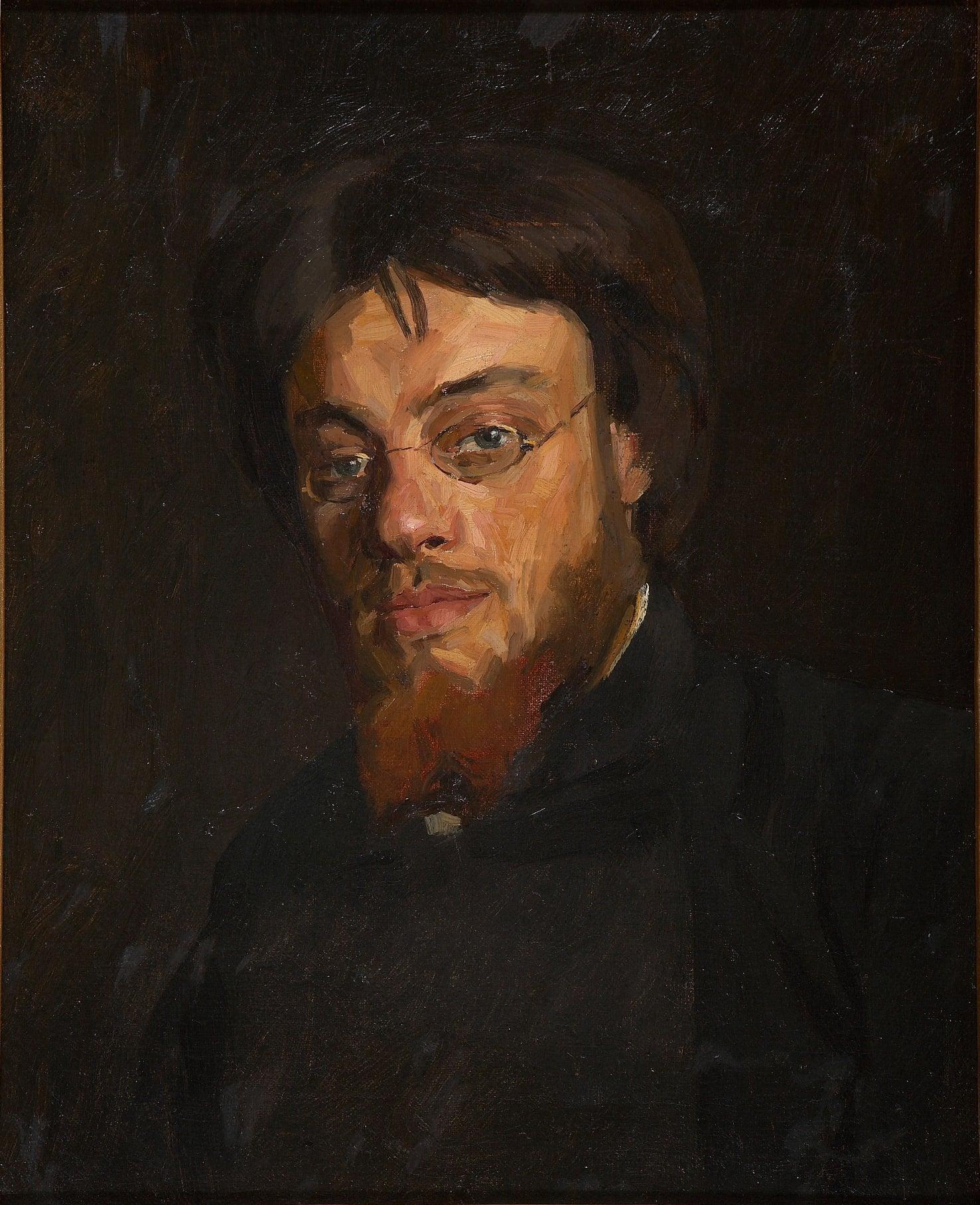 31 октября день памяти художника-передвижника Кориака Константиновича Костанди.
