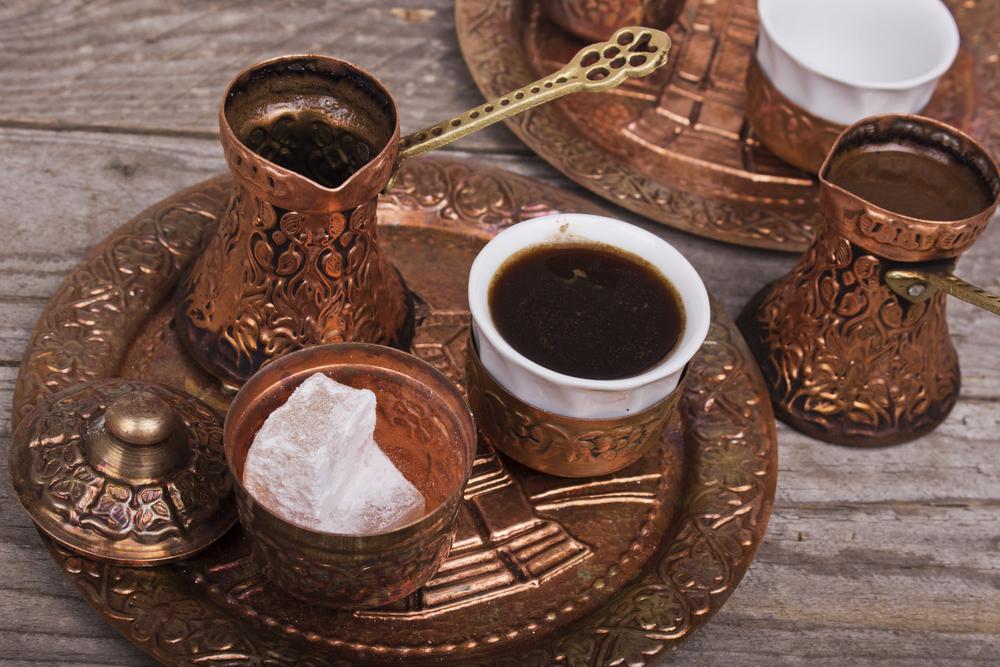 «Кофейный аромат» (Приготовление кофе по-казачьи и беседа об этой традиции за чашечкой ароматного напитка).