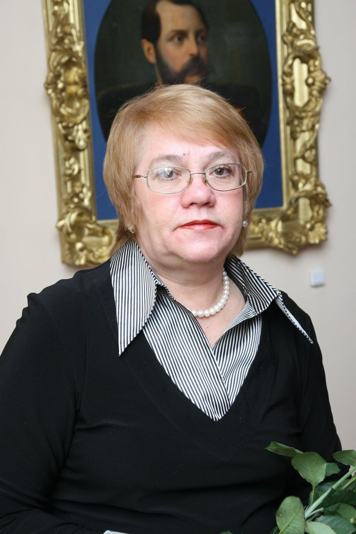 Сегодня День Рождения отмечает директор нашего музея - Сединко Светлана Алексеевна!