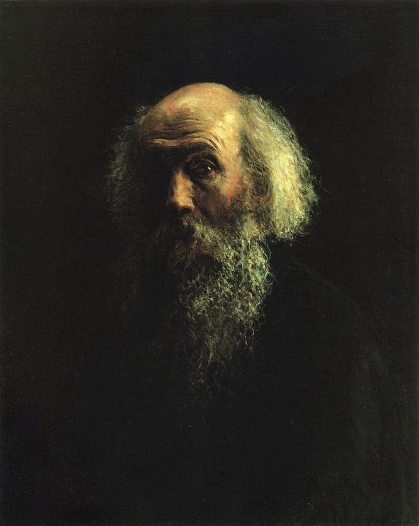 190 лет со дня рождения великого русского художника Николая Николаевича Ге.