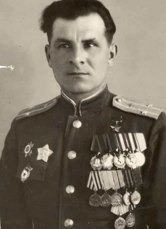 Новочеркасцы – Герои Советского Союза.  Чумаченко Дмитрий Васильевич