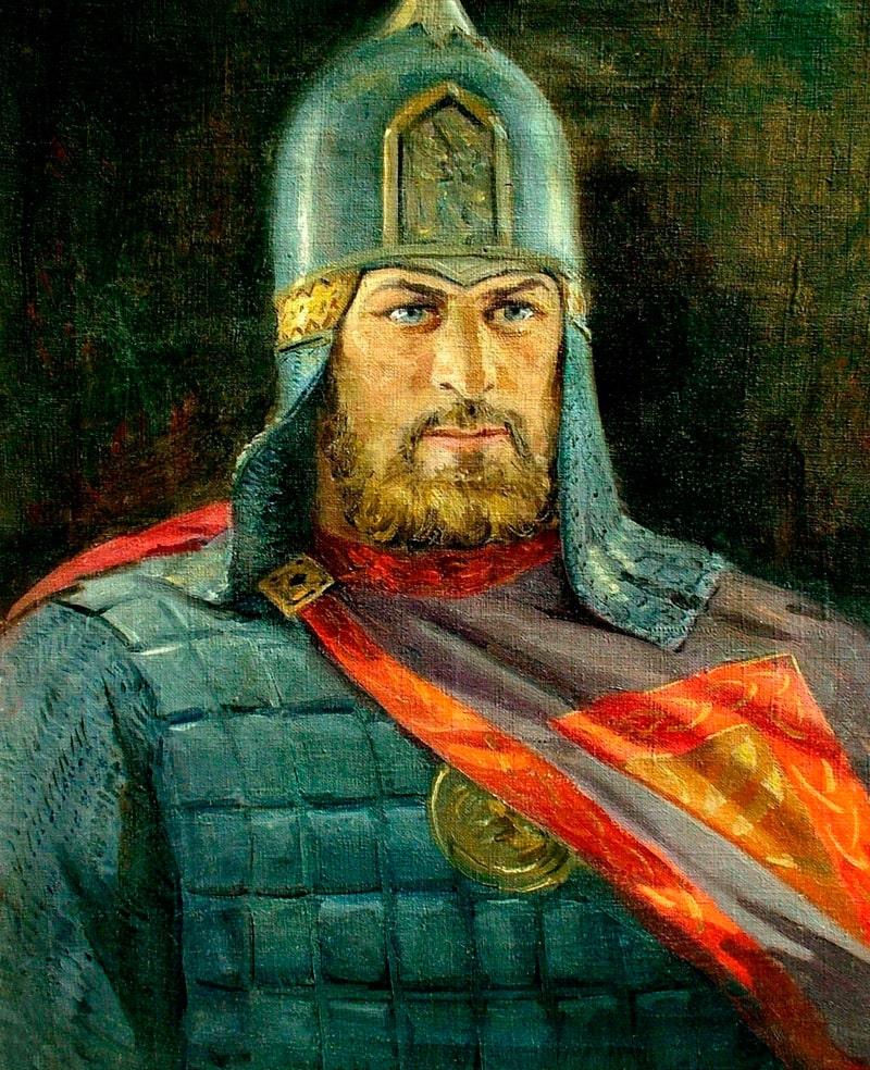 Выставка «Святой воин — князь Александр Невский»